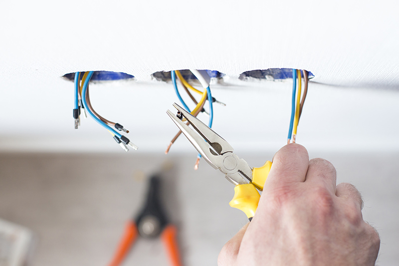 Domestic Electrician Courses in Barnsley South Yorkshire
