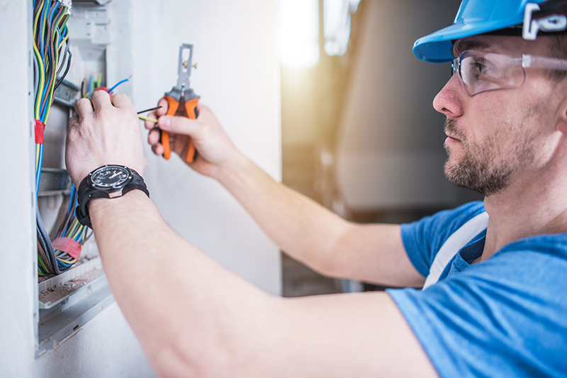 Electrician Qualifications in Barnsley South Yorkshire